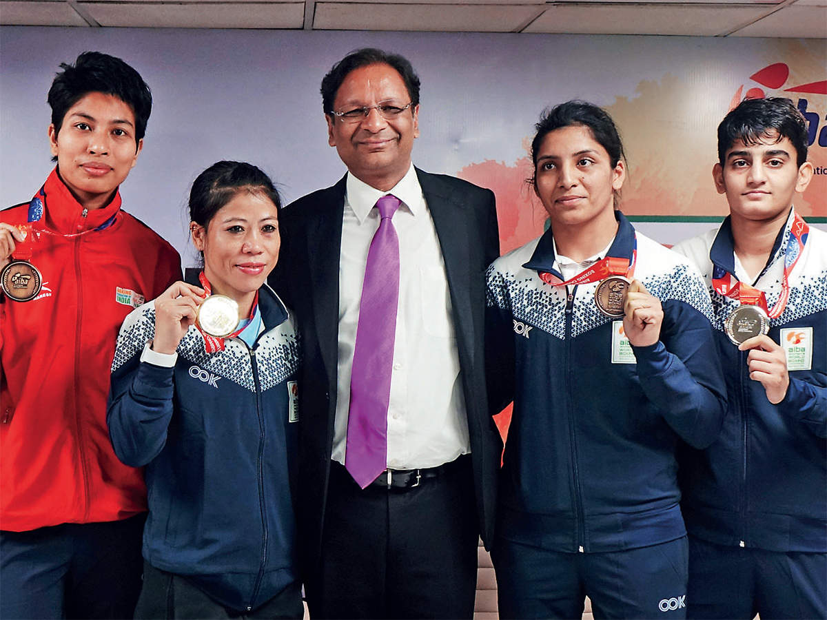 Focus is on the Sport, not the Politics: Ajay Singh, President