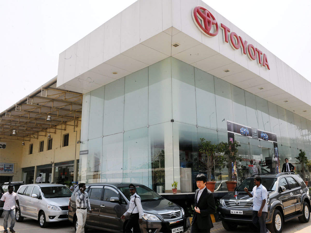 Toyota price News and Updates from The Economic Times