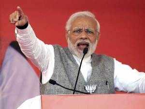BJP above vote-bank politics, says PM Modi