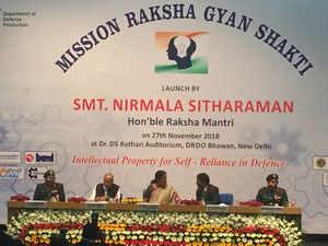 DRDO should be more nimble on innovation: Nirmala Sitharaman
