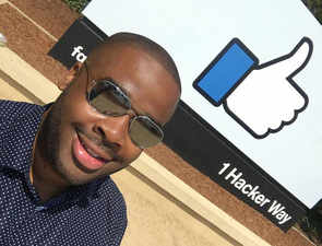 Hours before quitting, ex-employee circulates memo saying Facebook has 'black people problem'