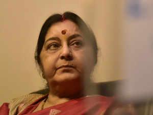 No talks, not to participate in SAARC unless Pakistan stops terror: EAM Sushma Swaraj