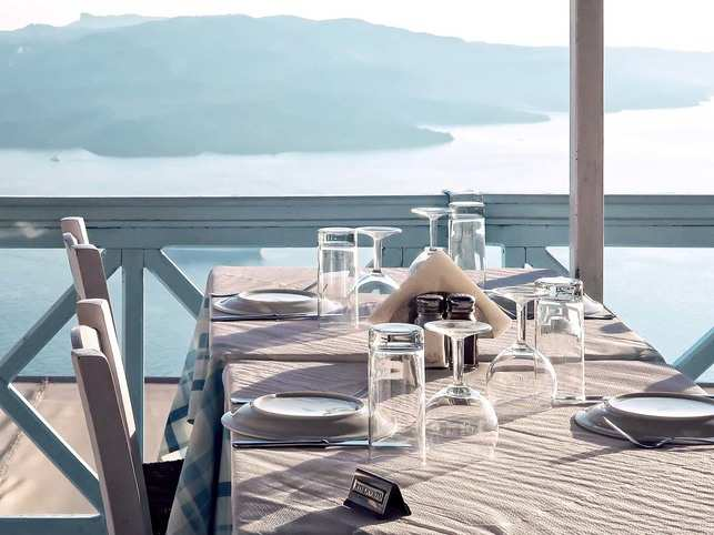 aerial dining