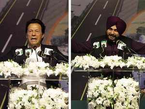 Navjot Sidhu can even win election in Pakistan: Imran Khan at Kartarpur ceremony