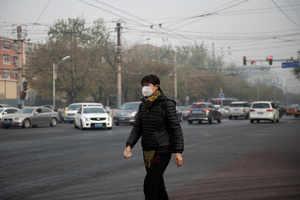 china polution