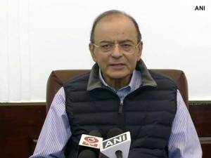 GDP data row: FM Arun Jaitley hits back at Congress, says CSO a credible institution