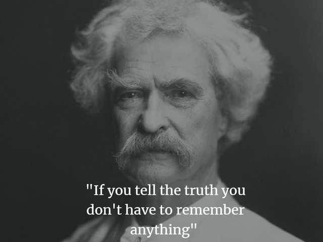 Truth, Power, Knowledge: 5 Brilliant Quotes By Mark Twain ...