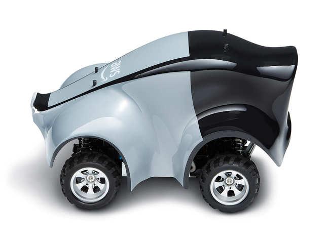 Self-driving cars are passé: Amazon launches a $399 autonomous toy car for coders