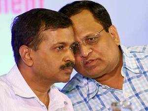 MHA grants sanction to prosecute Delhi Minister Satyendra Jain in disproportionate case