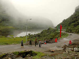 Nathula-Border