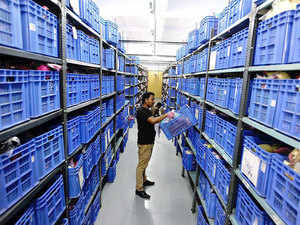 Rise of online shopping makes warehouses hot property in India