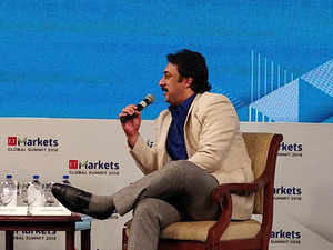 Lot of your earnings will come from your learning: Shankar Sharma at ETMGS 2018