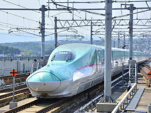 NRI from Germany gives up land, first stretch for bullet train in Gujarat