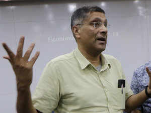 What ex-CEA Subramanian says on note ban now; what he said earlier