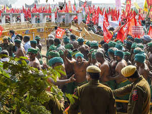 Why the farmers have stormed Delhi, what they want