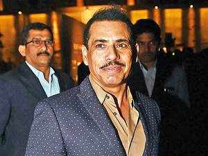 Robert Vadra summoned by ED in Bikaner land deal case