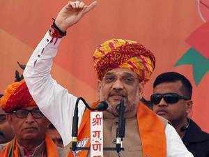 Nirav Modi, Mallya didn't run away during Congress as they had partnership: Amit Shah