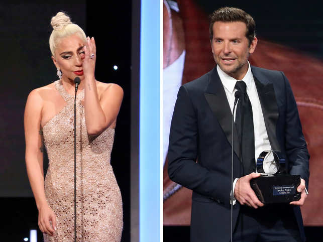 Lady Gaga honours Bradley Cooper for accomplishments in ...
