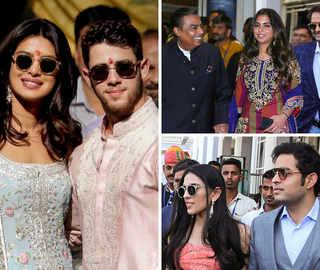Priyanka-Nick's A-List Wedding Guests: Ambanis, Anand Piramal, Elizabeth Chambers, Among Others