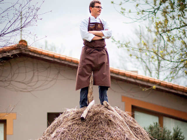 Delhi to get taste of Mugaritz; one of the world's most experimental restaurants