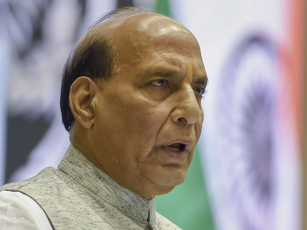 North-East being favoured for businesses and tourists: Rajnath Singh