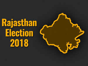 Rajasthan Election 2018: Congress, BJP battle amid riot of colours