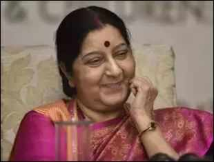 """Googly remark disrespectful to Sikhs"": Sushma Swaraj slams Pak minister"