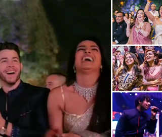 Priyanka-Nick Sangeet: Nita Ambani cheers, Isha-Parineeti shake a leg, Joe-Sophie dedicate special performance