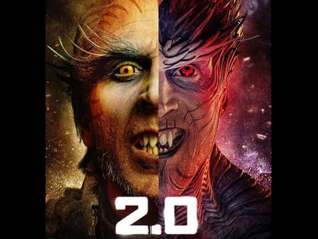 2 0 Review Apart From Rajinikanth Vfx Makes The Movie A Visual