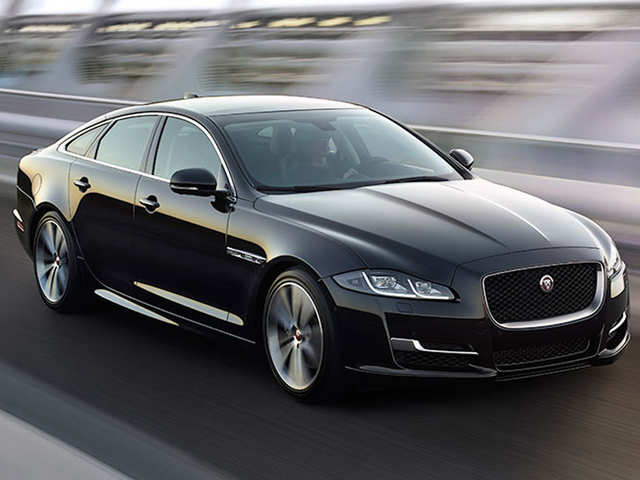Jaguar Land Rover launches special XJ50 in India, priced at Rs 1.11 cr