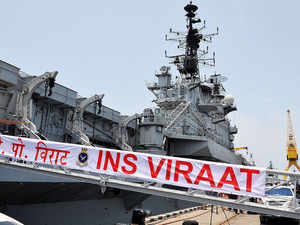 Only 'dignified activities' will be permitted on INS Viraat: Vice Admiral Luthra
