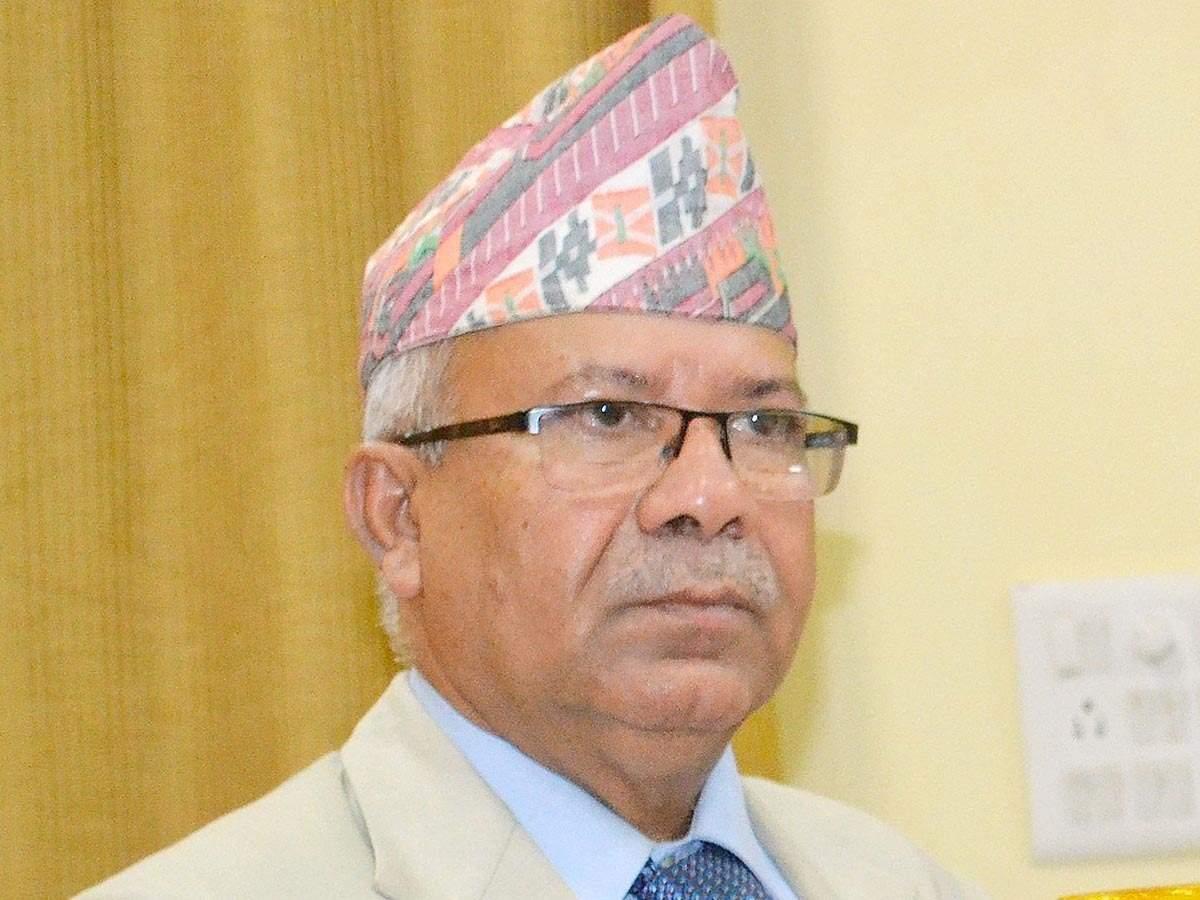 Madhav Kumar Nepal: Latest News & Videos, Photos about Madhav Kumar Nepal    The Economic Times