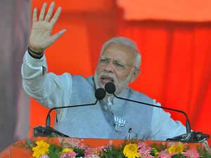'Hindu' Rahul's Congress called Ram a 'fictional character': Modi in Rajasthan