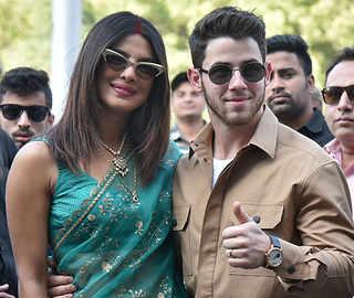 Priyanka-Nick to host reception in Delhi today; The Rock, PM Modi may attend