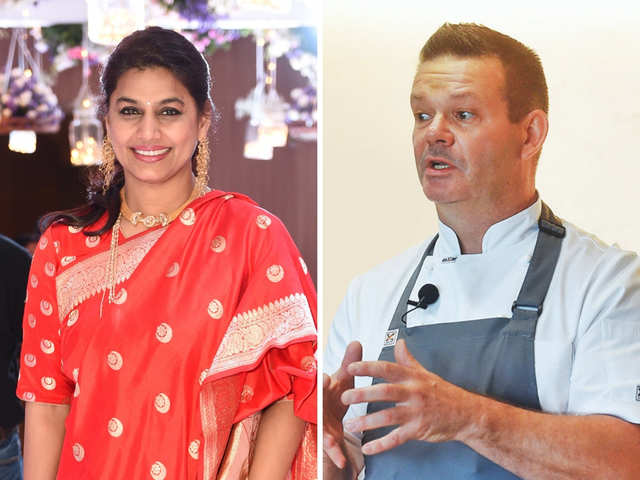 From Australian to Andhra: When Pinky Reddy and Gary Mehigan brought two distinct flavours together on one plate
