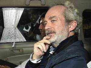 Chopper scam: CBI begins grilling British middleman Christian Michel