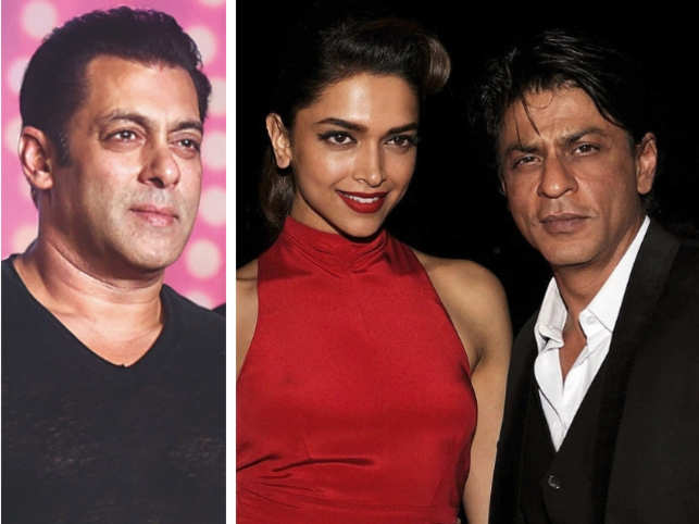 Forbes India celeb rich-list: Salman rules; Deepika only woman among top 10, while SRK drops out