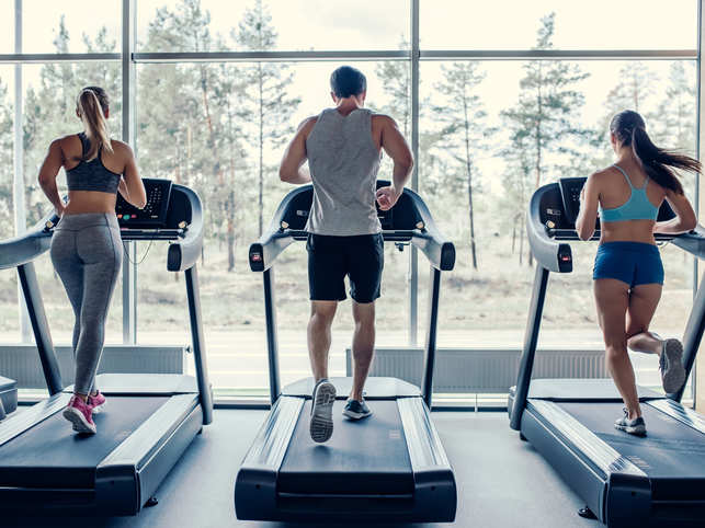 55312a39e8 Don t give fitness a miss  An hour of treadmill can boost metabolism for 2  days