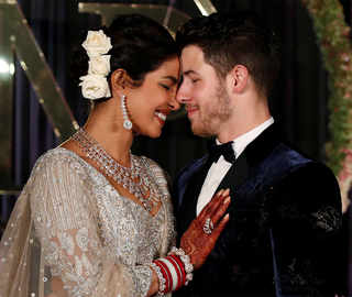 After a fairytale wedding, Priyanka Chopra says she is at 12 on happiness scale!