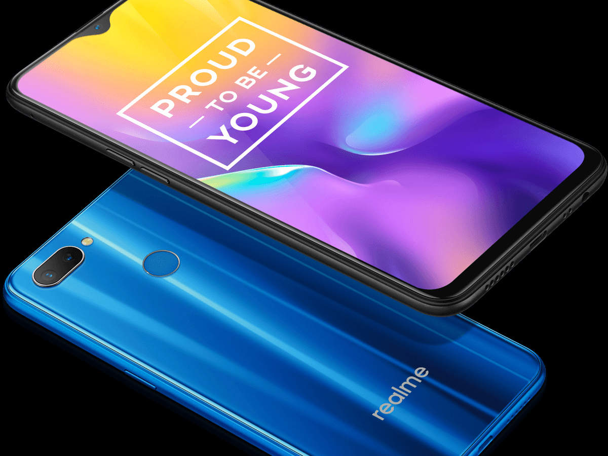 U1: Realme U1 review: Premium glass finish, small notch & fantastic