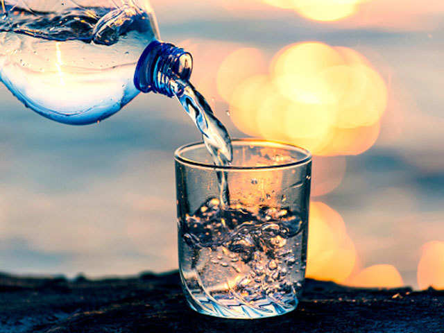 Cheapest drinking water in Santiniketan