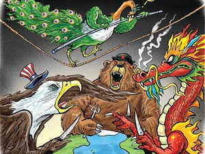 Cold war II looms and India is woefully underprepared