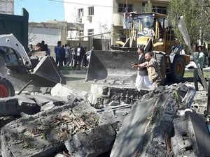 Suicide car bomber kills at least three in southeastern Iran: State TV