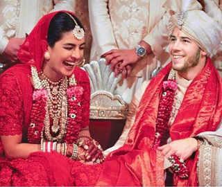 Priyanka Chopra adds Jonas to Instagram account after tying the knot