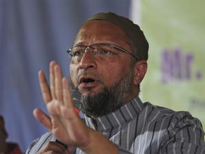 AIMIM confident of winning all contested seats: Asaduddin Owaisi