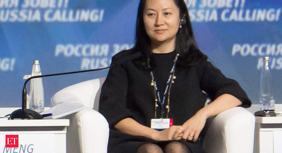 Huawei 'princess' becomes pawn in US-China trade row