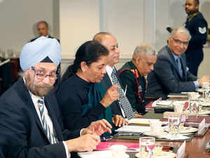 Defence Minister's 5-day US tour concludes