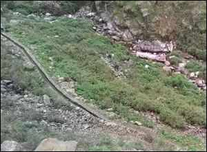 11 dead, many injured after a bus fell in a nullah in Poonch, J&K