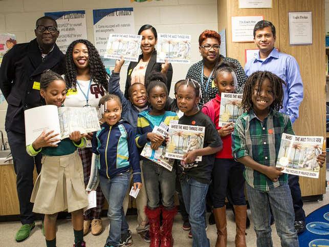 Wipro donates 10k new books to underprivileged children in American