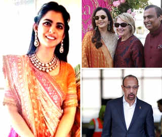 Isha-Anand Wedding: Saudi Oil Minister Khalid al-Falih, Hillary Clinton Among Guests In Udaipur